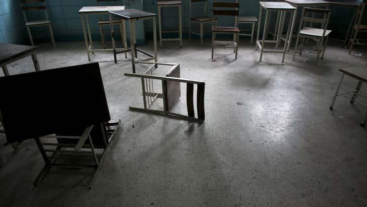 Sólo 10% de los docentes se incorporaron al inicio del año escolar a distancia este #16Sep