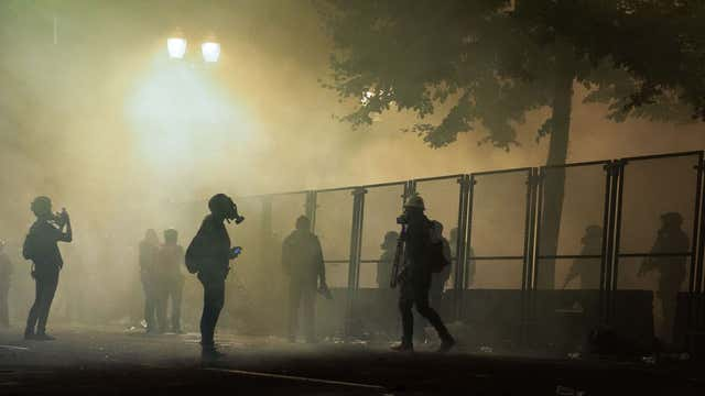 How the DHS Can Still Arrest Journalists in Portland