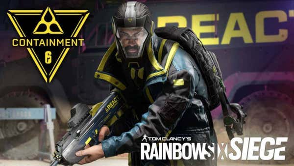 Rainbow Six Siege's New Containment Event Is a Tie-In with Rainbow Six Extraction