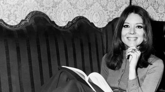 The many Jewish lives of Diana Rigg
