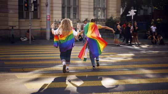 Suiza aprueba matrimonio de personas del mismo sexo