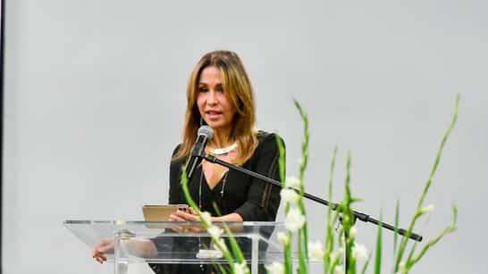 """Mariasela Alvarez: """"En estos días se ha dicho toda la verdad de Johnny Ventura"""""""