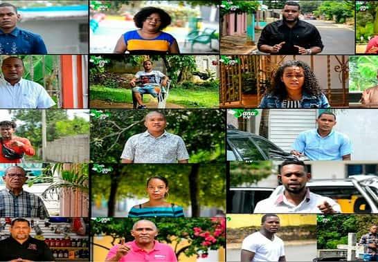 Jóvenes de Yamasá lanzan campaña para disminuir accidentes de tránsito