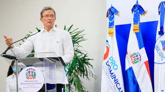 RD pide a la comunidad internacional contribuir al diálogo para resolver crisis en Haití