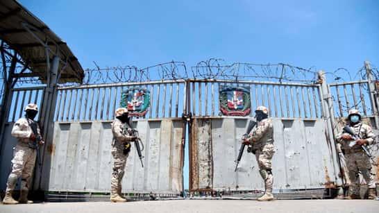 Vigilan frontera  en prevención de incidentes