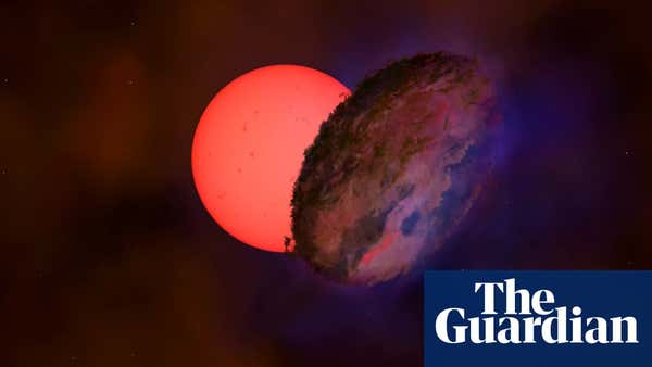 Astronomers find blinking giant star near heart of Milky Way