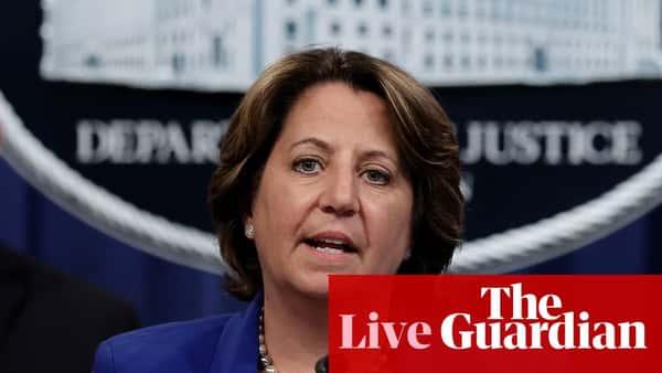 Justice department calls for internal inquiry into seizure of Democrats' data – live