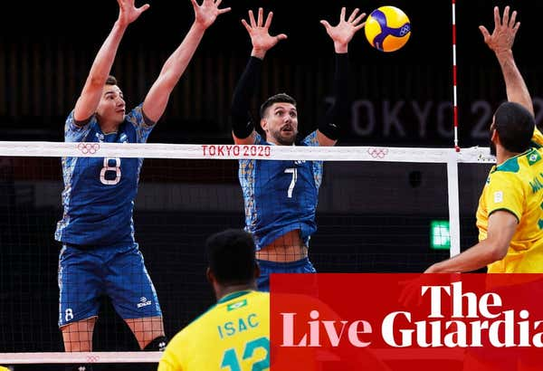 Tokyo Olympics 2020: Magic Monday for Team GB, gymnastics gold for ROC and more – live!