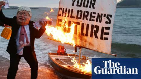 Climate crisis to shrink G7 economies twice as much as Covid-19, says research