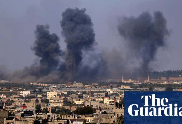 US calls on Israel to 'de-escalate' Gaza violence in push for ceasefire