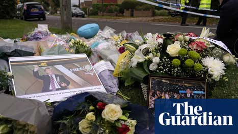 Police probe whether David Amess specially targeted for killing