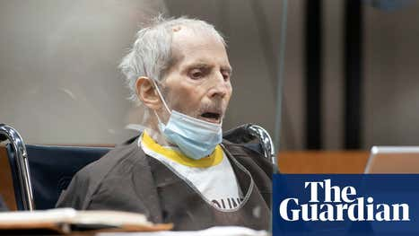Convicted murderer Robert Durst on ventilator after testing positive for Covid-19