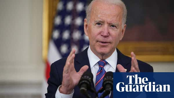 Joe Biden to reveal US emissions pledge in key climate crisis moment