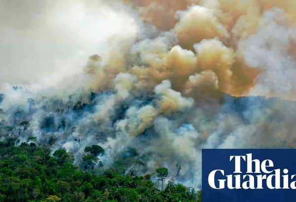 Climate tipping points could topple like dominoes, warn scientists