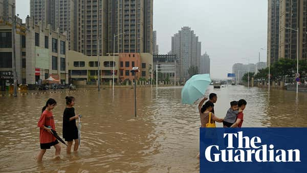 Foreign journalists harassed in China over floods coverage