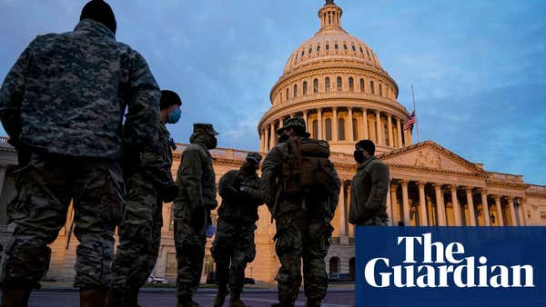 US defense officials fear insider attack on Biden inauguration