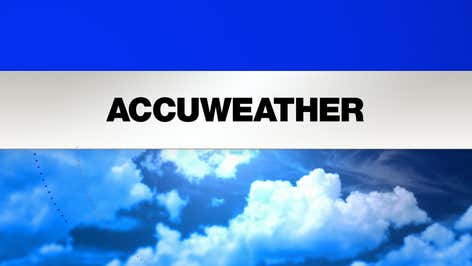 AccuWeather: A stray shower