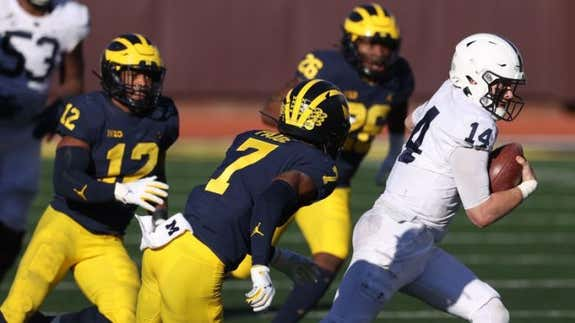 Can New Coaches — And A New Vision — Fix Michigan's Defense?