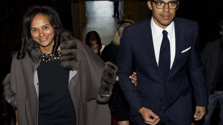 Sindika Dokolo, husband of Africa's richest woman Isabel dos Santos, dies in accident: family
