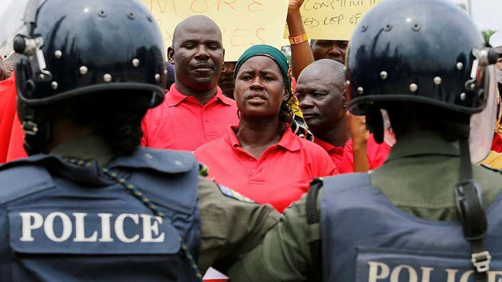 The Nigerian Police is notorious for brutality and corruption. It needs lasting reforms now