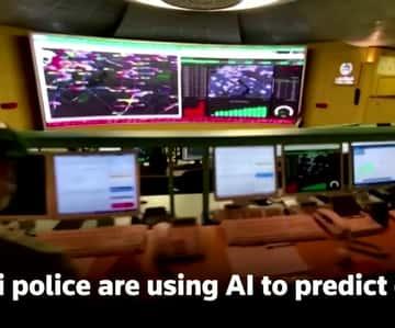 Dubai uses AI to help police fight crime