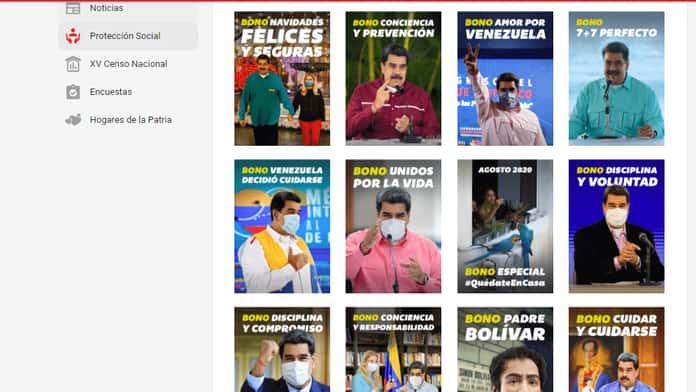 Gobierno venezolano inició entrega del Bono Complementario