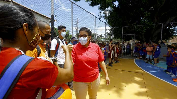 Reinaugurada cancha deportiva en el sector Barrio Unión de Naguanagua