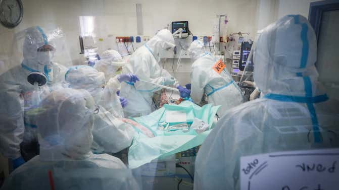 Coronavirus cabinet to meet today against backdrop of spiking infection