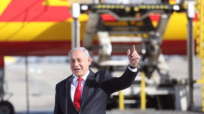 Could Pfizer save Israel and Netanyahu at the same time?