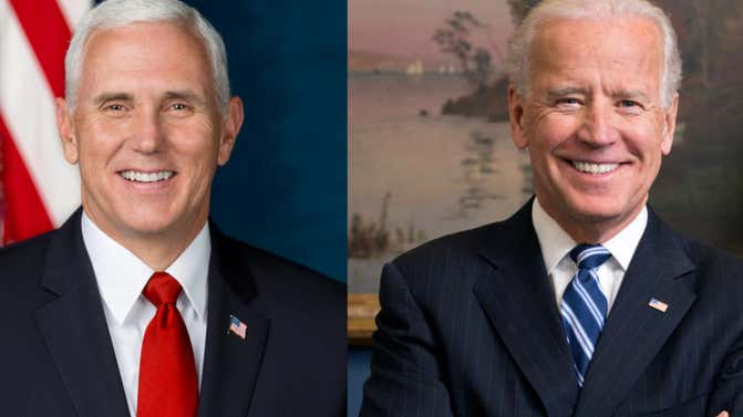 Pence: Trump is going home tonight, Biden: Listen to the scientists