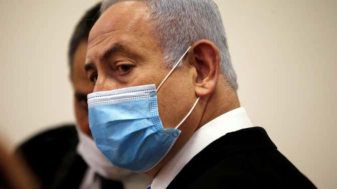 Netanyahu is attacking Israel. Stop him - comment