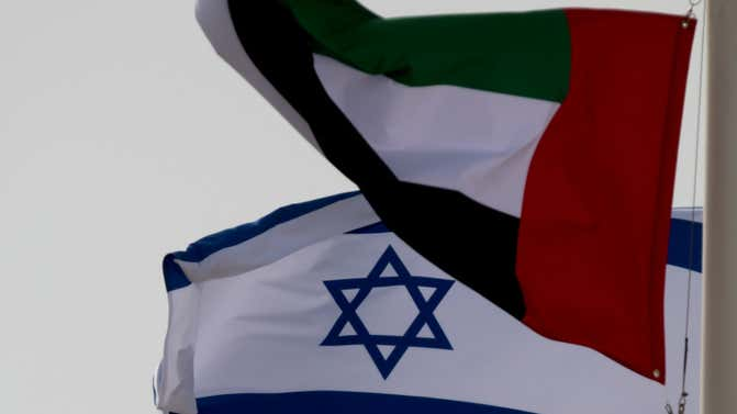 Israel-UAE agreement will be full peace treaty