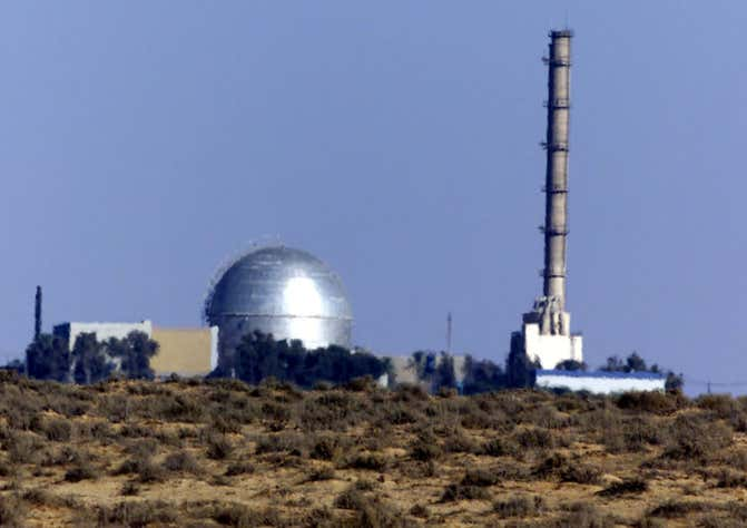 Israel awaits details of explosions, sirens after possible missile attack