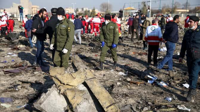 UN finds inconsistencies in Iran claims over shot-down Ukrainian plane