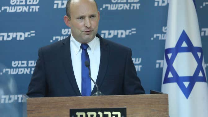 Bennett: 'Israel has reached the edge of anarchy'