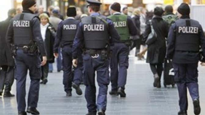 Yom Kippur attack on German synagogue averted by police