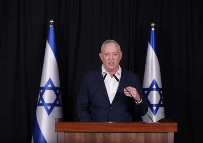 Gantz: If quiet is not kept, Gaza will suffer
