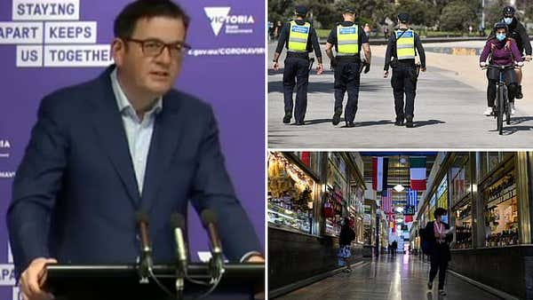 Daniel Andrews warns 'thousands will die' if lockdown were to be lifted