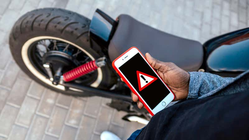 Motorcycle Vibrations Can Damage Your iPhone Camera, Apple Warns
