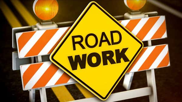 Lane closures and restrictions to expect in Fort Wayne