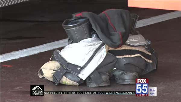Fort Wayne first responders say they're taking extra precautions to prevent COVID-19 spread