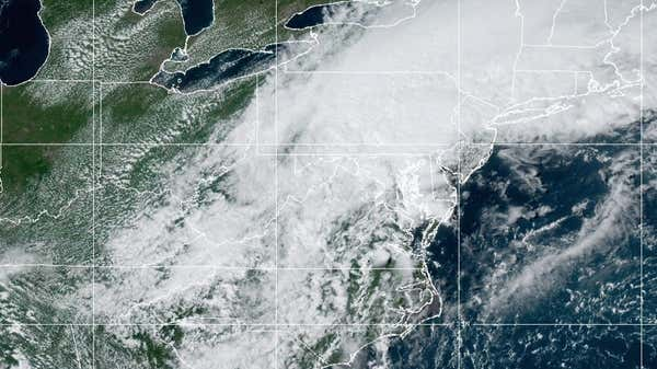 Hurricane Ida, the fifth strongest storm to hit mainland US, is headed northeast