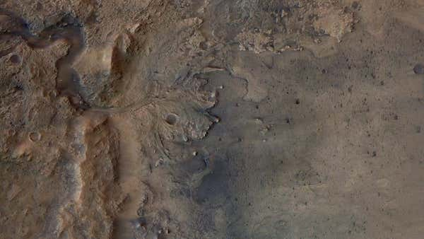 Life could be hiding deep under Mars