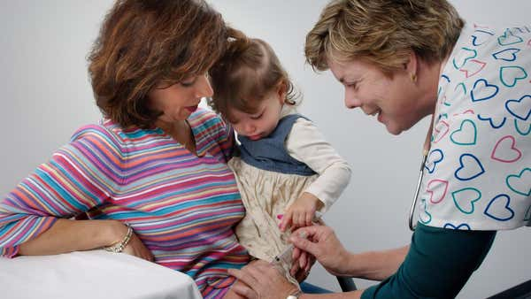 Pfizer and Moderna are studying their COVID vaccines in kids as young as 6 months