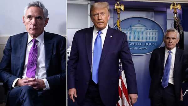 Trump's favorite COVID adviser Scott Atlas RESIGNS