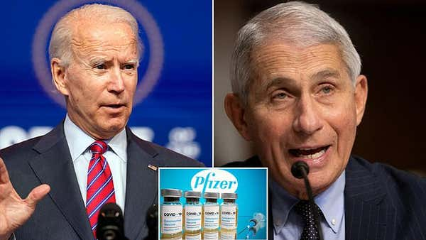 Joe Biden fears lack of detailed plan for COVID vaccine distribution