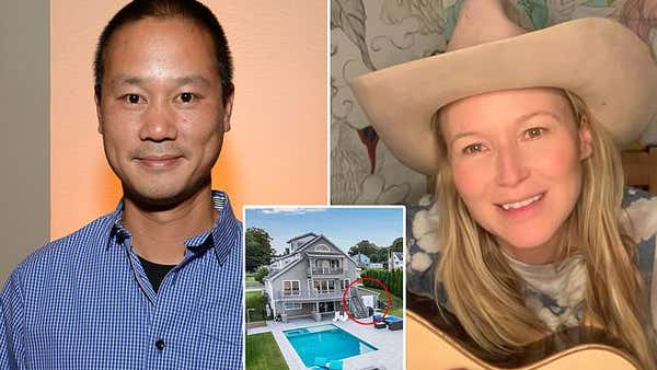 Jewel warned ex-Zappos CEO Tony Hsieh about drug use prior to his death