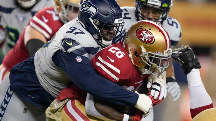 49ers-Seahawks pregame: Coleman active; Seahawks without Carson, Adams