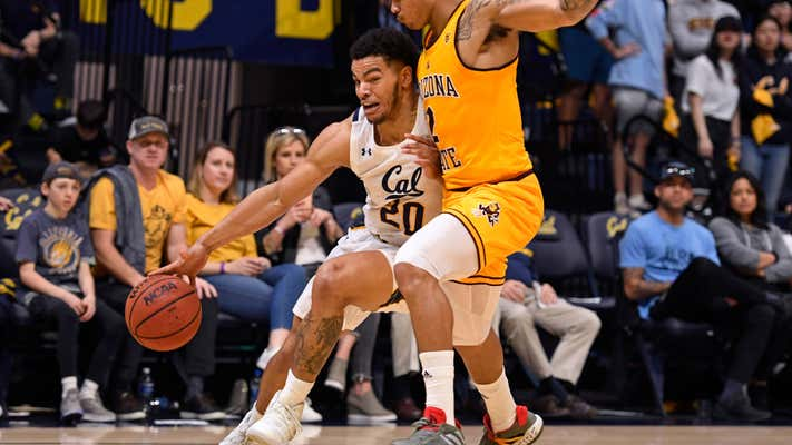 Cal restarts men's basketball workouts after pausing for positive coronavirus test