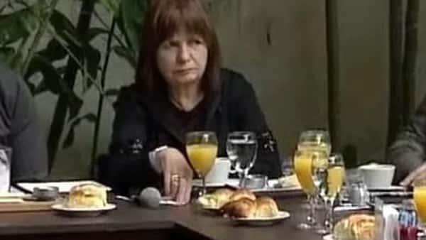 """""""Asado, difícil en este momento"""": el duro comentario de Patricia Bullrich en el desayuno de Juntos por el Cambio"""